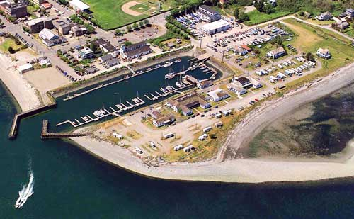 Port of Port Townsend Receives $1.1 Million Grant to Help Replace Point Hudson Jetty