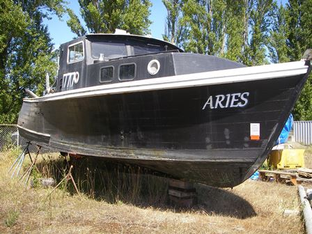 Boat Auction To Be Held December 5, 2014