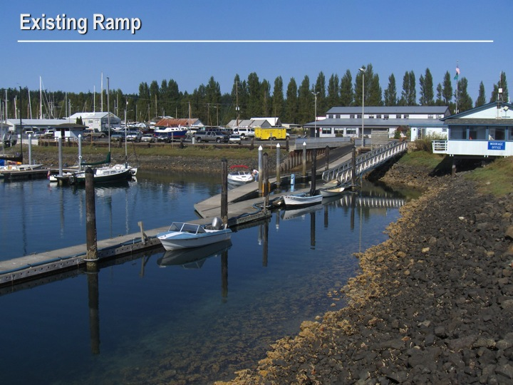 Boat Haven Ramp Expansion: Invitation to Bid