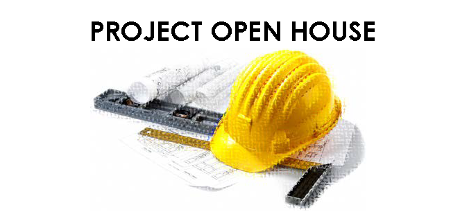Project Open House – July 18