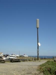 tsunami siren