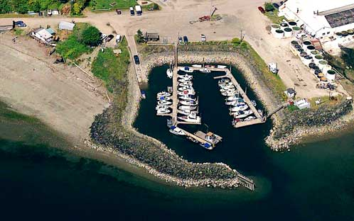 Herb Beck Marina In Quilcene Washington State Parks And