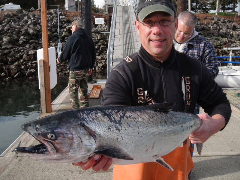 Olympic Peninsula Salmon Derby: February 20-22, 2015